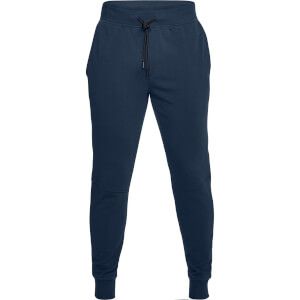 Under Armour Men's Threadborne Terry Joggers - Navy