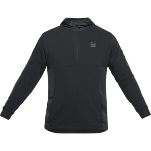 Under Armour Men's Threadborne Terry Hoody - Black