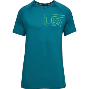 Under Armour Men's MK1 Graphic T-Shirt - Green