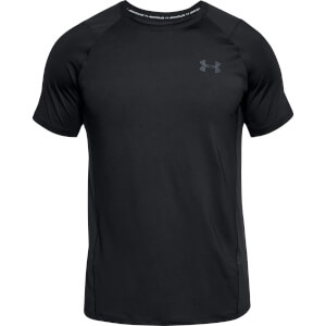 Under Armour Men's MK1 T-Shirt - Black