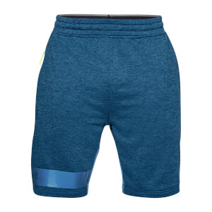 Under Armour Men's MK1 Terry Shorts - Blue