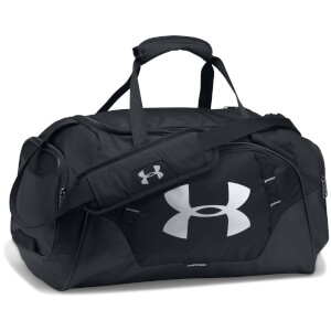 Under Armour Undeniable Duffle Bag 3.0 - Small - Black/Silver