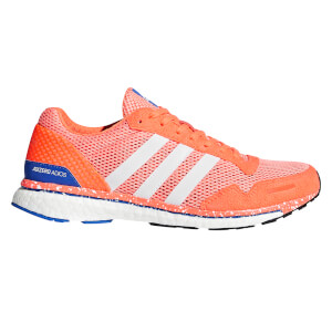 adidas Women's Adizero Adios Running Shoes - Orange