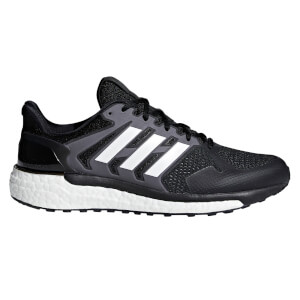 adidas Men's Supernova ST Running Shoes - Black/White/Grey