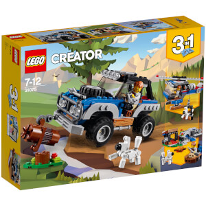 LEGO Creator: Outback Adventures (31075)
