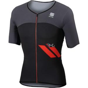 Sportful R&D Cima Jersey - Black/Anthracite