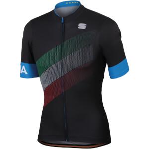 Sportful Italia Jersey - Black