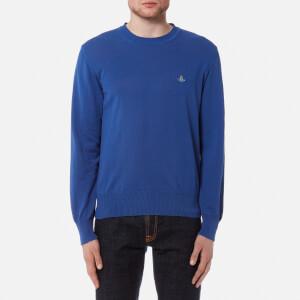 Vivienne Westwood MAN Men's Basic Sweatshirt - Indigo Melange