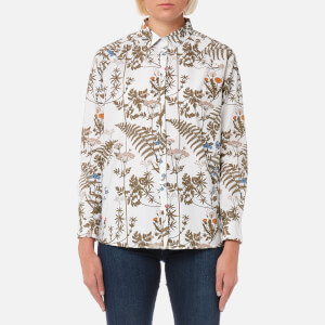 Barbour Heritage Women's Wildflower Shirt - White