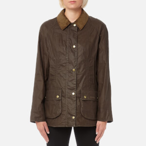 Barbour Heritage Women's Lightweight Beadnell Jacket - Dark Sand