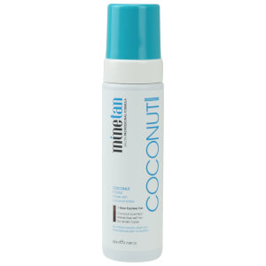 MineTan Coffee Coconut Self Tan Foam