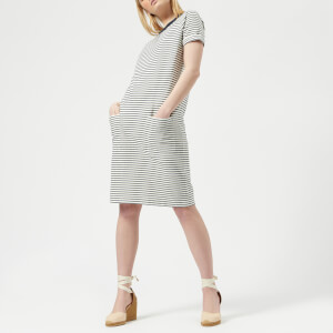 Barbour Women's Monreith Dress - White/Navy