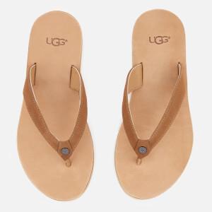 UGG Women's Tawney Flip Flops - Chestnut