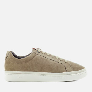 UGG Men's Cali Lace Low Cupsole Trainers - Antelope