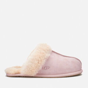 UGG Women's Scuffette II Sheepskin Slippers - Seashell Pink