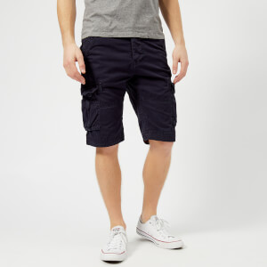 Superdry Men's Core Cargo Lite Shorts - True Indigo