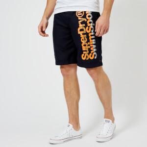 Superdry Men's Superdry Board Shorts - Darkest Navy