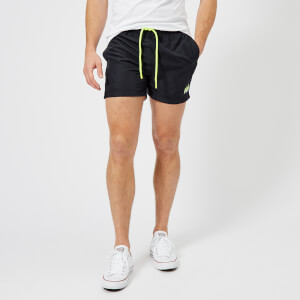 Superdry Men's Beach Volley Swim Shorts - Darkest Navy
