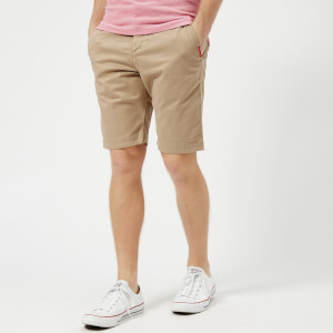Superdry Men's International Chino Shorts - Corps Beige