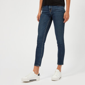 J Brand Women's 811 Mid Rise Skinny Jeans - Mesmeric