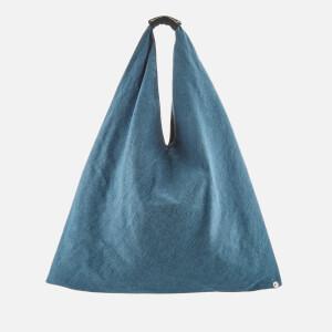 MM6 Maison Margiela Women's Japanese Bag - Stone Washed Denim