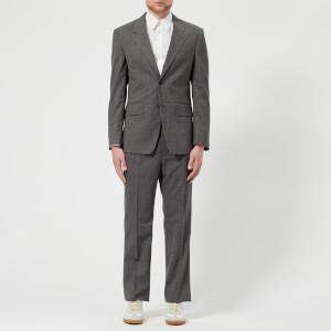 Maison Margiela Men's Single Breasted Suit - Light Grey