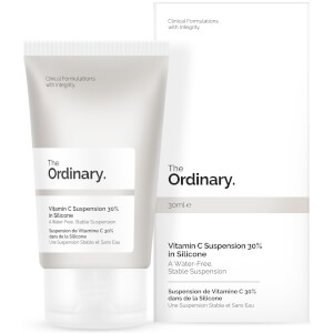 The Ordinary Vitamin C Suspension Cream 30% in Silicone 30ml