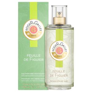 Água de Bem-estar Perfumada Feuille de Figuier da Roger&Gallet 100 ml