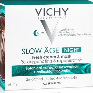 Vichy Slow Âge Night Cream and Mask 50ml: Image 5