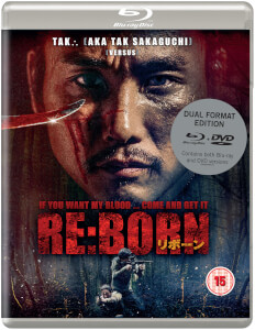 Re:Born Dual Format (Blu-Ray & Dvd) Edition