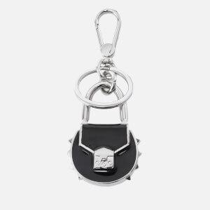 SALAR Women's Bag Charm Keyring (Free Gift)