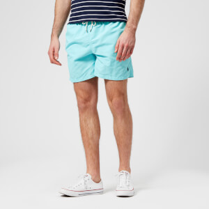 Polo Ralph Lauren Men's Traveler Swim Shorts - Hamm Blue