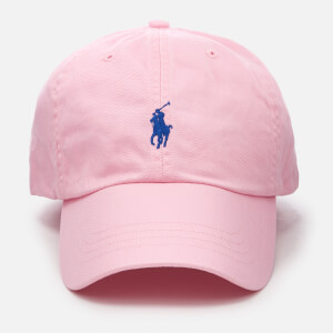 Polo Ralph Lauren Men's Classic Sports Cap - Pink
