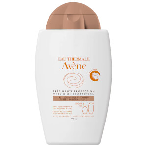 Avène Tinted Mineral Fluid SPF50+ 40ml