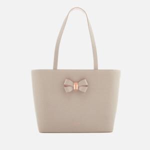 Ted Baker Women's Bowmisa Small Shopper Bag - Taupe