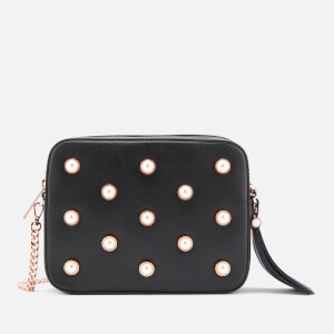 Ted Baker Women's Alessia Pearl Embellished Camera Bag - Black
