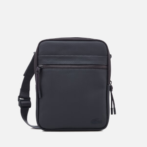 Lacoste Men's L.12.12 Concept M Flat Crossover Bag - Total Eclipse