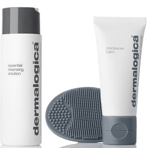 Dermalogica Precleanse Balm and Essential Cleansing Solution Duo (Worth $52)