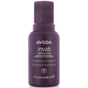 Aveda Invati Men's Exfoliating Shampoo -kuorintashampoo 50ml