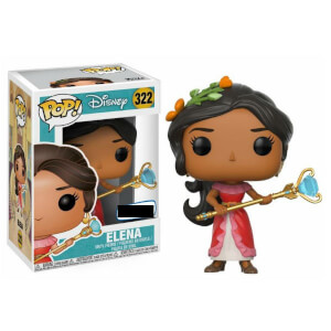 Figurine Pop! Elena EXC - Elena d'Avalor (Disney)
