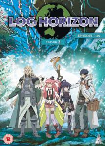 Log Horizon - Season 2 Collection