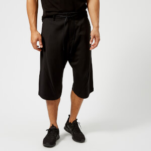 Y-3 Men's 3D Shorts - Black