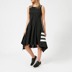 Y-3 Women's Stripe Tunic - Black/Core White