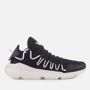 Y-3 Kusari Trainers - Core Black