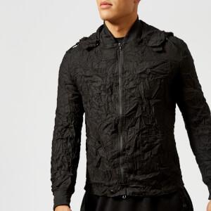 Y-3 Men's Wrinkled Jacket - Black