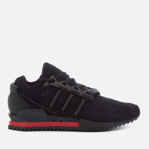 Y-3 Men's Harigane Trainers - Core Black/Red