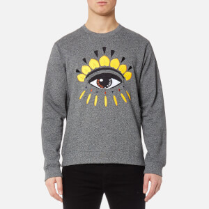 KENZO Men's Classic Eye Sweatshirt - Anthracite