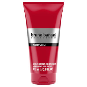 Bruno Banani Womans Best Body Lotion