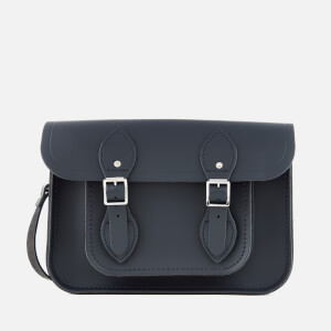 The Cambridge Satchel Company Women's 11 Inch Magnetic Satchel - Navy