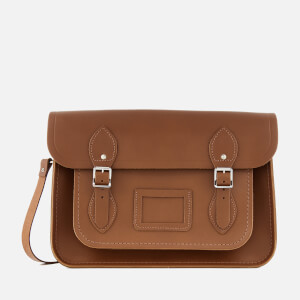The Cambridge Satchel Company Women's 13 Inch Classic Satchel - Vintage